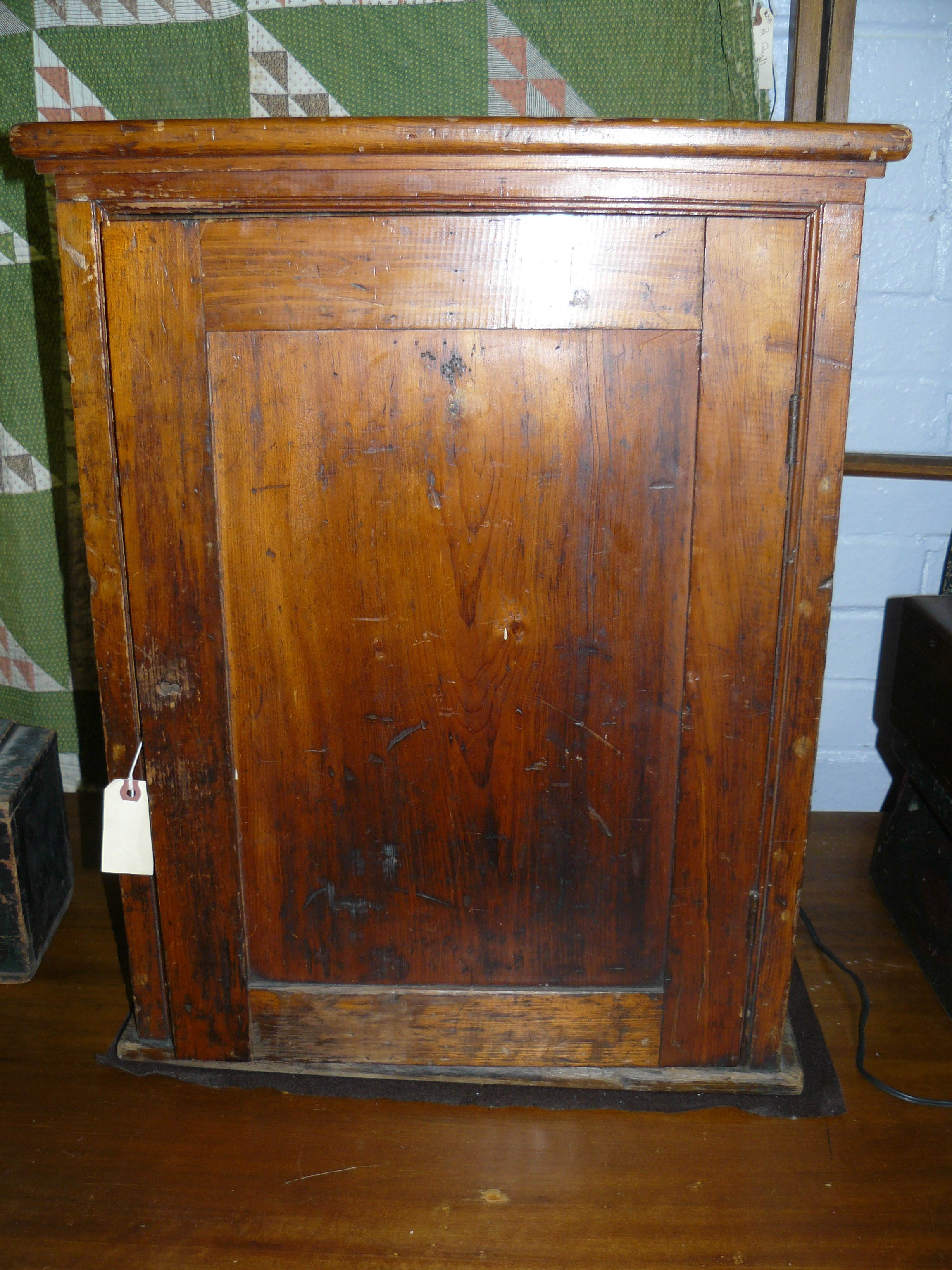 Primitive Wall Cabinet From Booth 11 U2013 $410.00, Now 20% Off!
